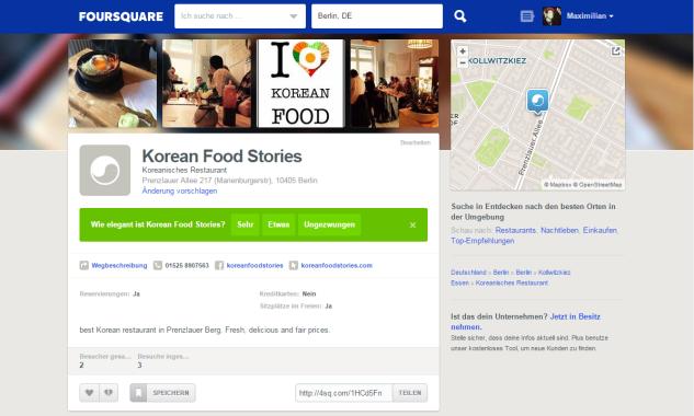 KFS Foursquare
