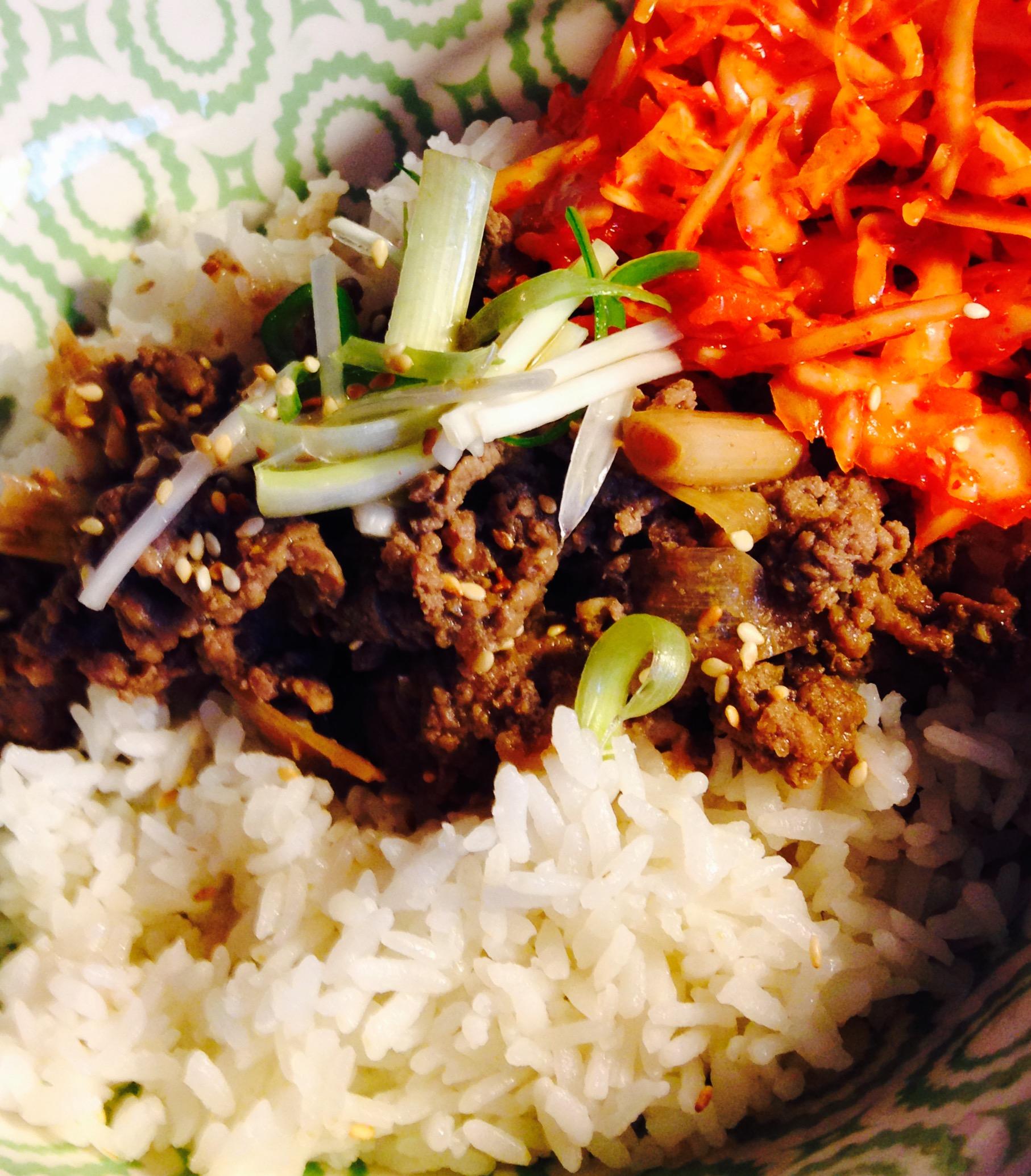 how to cook beef bulgogi