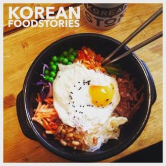 Korean Food Stories Posting Ebay